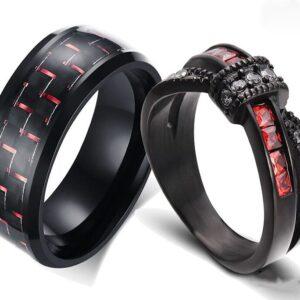 טבעת מעוצבת לגבר דגם 305