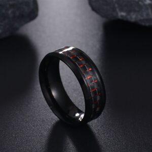 טבעת מעוצבת לגבר דגם 537
