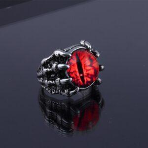 טבעת מעוצבת לגבר דגם 534