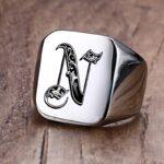 טבעת מעוצבת לגבר דגם 539