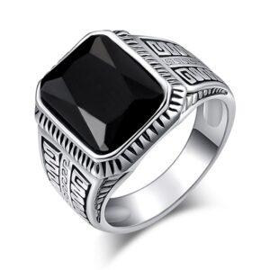 טבעת מעוצבת לגבר דגם 478