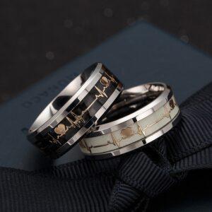 טבעת מעוצבת לגבר דגם 535