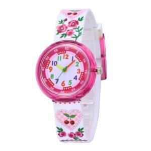 שעון יד לילדים בנים בנות דגם 8007