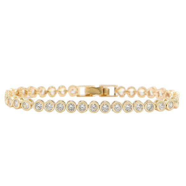 צמיד טניס יהלומים לאישה דגם 937