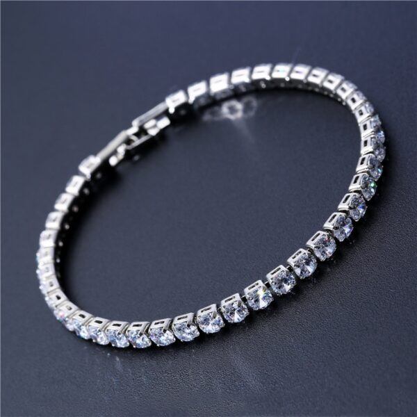 צמיד טניס יהלומים לאישה דגם 939