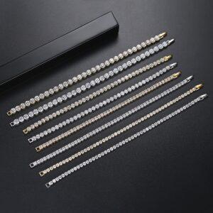 צמיד טניס יהלומים לאישה דגם 933