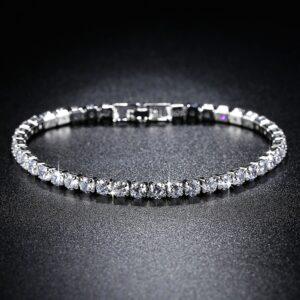 צמיד טניס יהלומים לאישה דגם 923