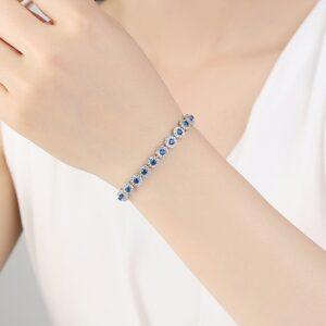 צמיד טניס יהלומים לאישה דגם 931