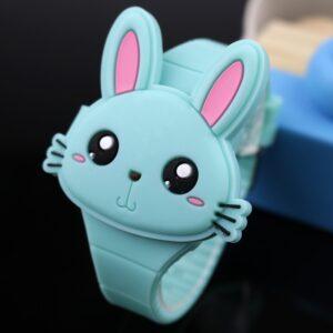 שעון יד לילדים בנים בנות דגם 8074