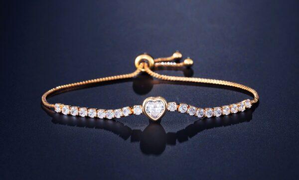 צמיד טניס יהלומים לאישה דגם 936