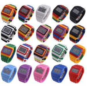 שעון יד לילדים בנים בנות דגם 8021