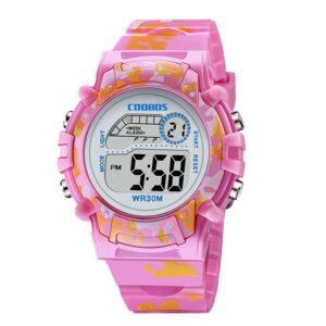 שעון יד לילדים בנים בנות דגם 8076