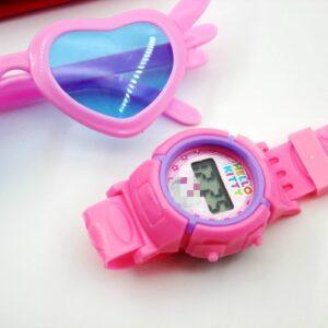 שעון יד לילדים בנים בנות דגם 8070