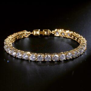 צמיד טניס יהלומים לאישה דגם 932