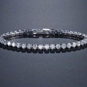 צמיד טניס יהלומים לאישה דגם 900