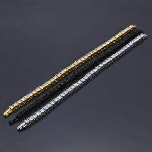 צמיד טניס יהלומים לאישה דגם 909
