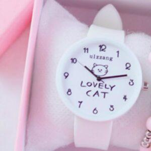שעון יד לילדים בנים בנות דגם 8067