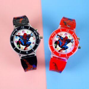 שעון יד לילדים בנים בנות דגם 8004