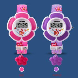 שעון יד לילדים בנים בנות דגם 8010