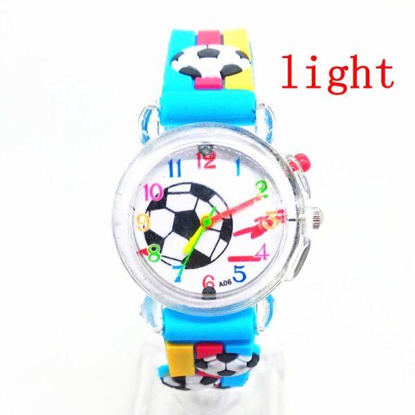 שעון יד לילדים בנים בנות דגם 8018