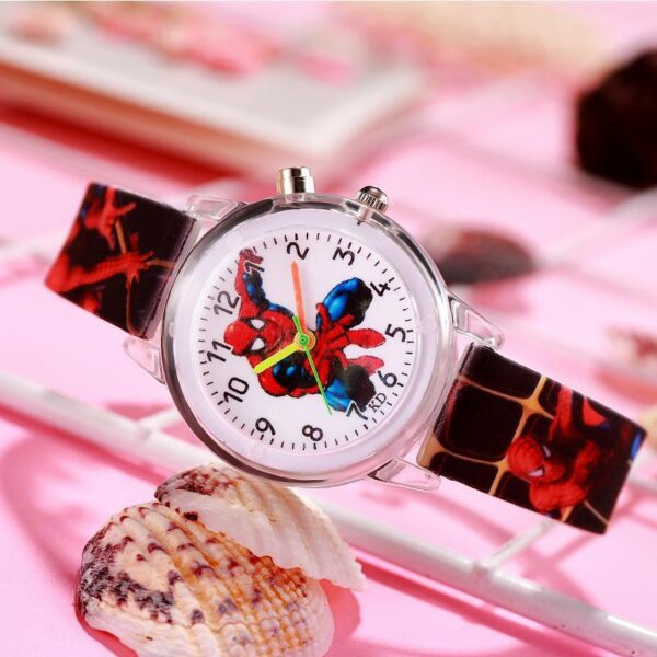 שעון יד לילדים בנים בנות דגם 8034