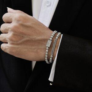צמיד יד איכותי לגבר דגם 2336