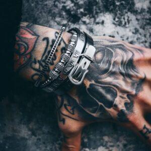 צמיד יד איכותי לגבר דגם 2239