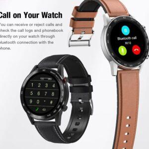 שעון חכם איכותי תומך בעברית מלאה כולל אפליקציה