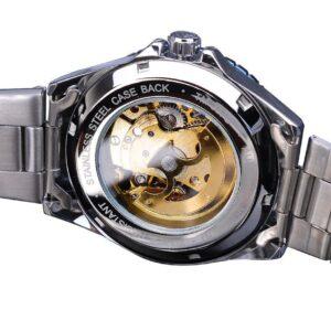 שעון אוטומטי ספורטיבי לגבר