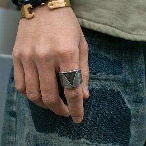 טבעת לגבר ויקינג דגם 0430