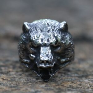 טבעת לגבר ויקינג דגם 0361