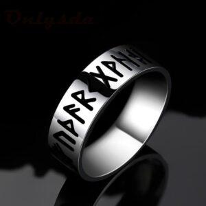 טבעת לגבר ויקינג דגם 0364