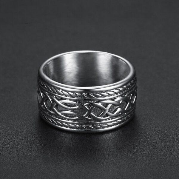טבעת לגבר ויקינג דגם 0367