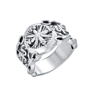 טבעת לגבר ויקינג דגם 0432
