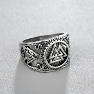 טבעת לגבר ויקינג דגם 0426