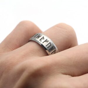 טבעת לגבר ויקינג דגם 0431