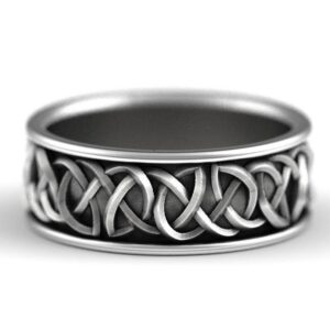 טבעת לגבר ויקינג דגם 0435