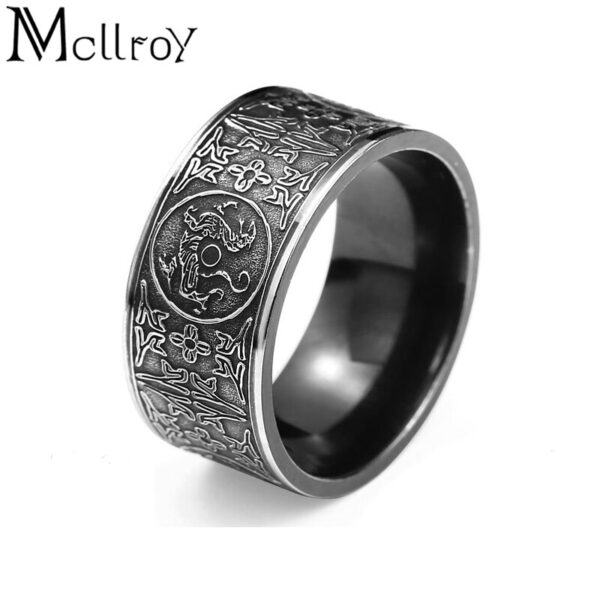 טבעת לגבר ויקינג דגם 0365