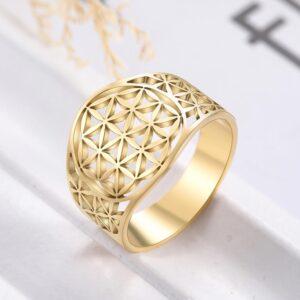 טבעת לגבר ויקינג דגם 0433