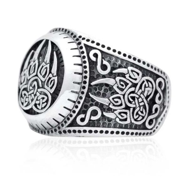 טבעת לגבר ויקינג דגם 0368