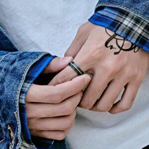 טבעת לגבר ויקינג דגם 0429