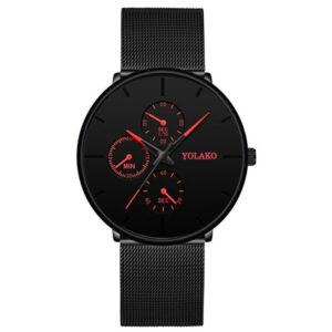 שעון יד יוקרתי לגבר דגם 2115