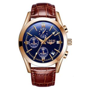 שעון יד יוקרתי לגבר דגם 2124