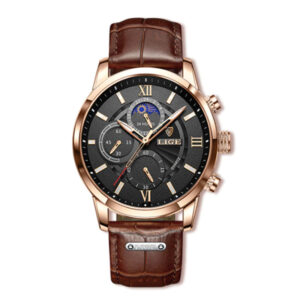 שעון יד יוקרתי לגבר דגם 2128