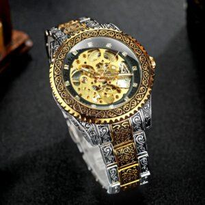 שעון יד אוטומטי לגבר דגם 2067
