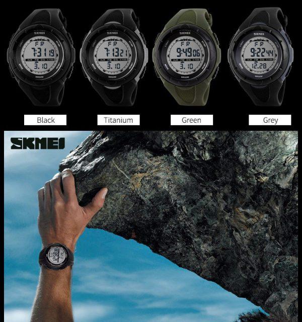 שעון יד יוקרתי לגבר דגם 2086
