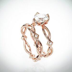 טבעת לאישה מעוצב דגם 2028