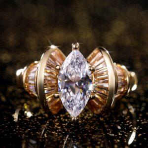 טבעת לאישה מעוצב דגם 2019