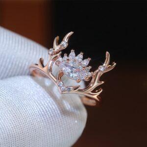 טבעת לאישה מעוצב דגם 2029
