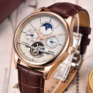 שעון יד יוקרתי לגבר דגם 2116